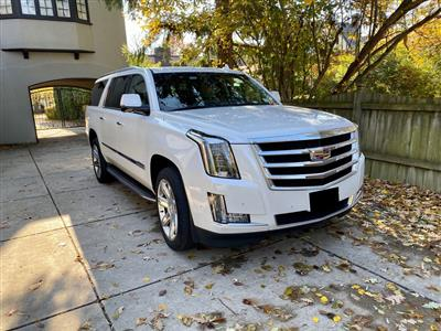2017 Cadillac Escalade ESV lease in Buffalo,NY - Swapalease.com
