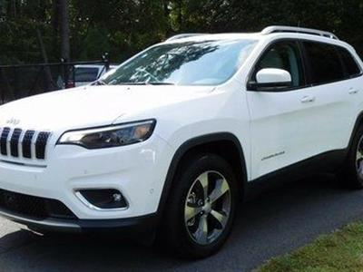 2019 Jeep Cherokee lease in Rego Park,NY - Swapalease.com