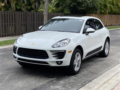 2018 Porsche Macan lease in Doral,FL - Swapalease.com