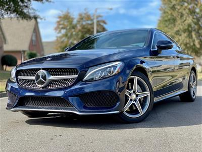 2017 Mercedes-Benz C-Class lease in collierville,TN - Swapalease.com