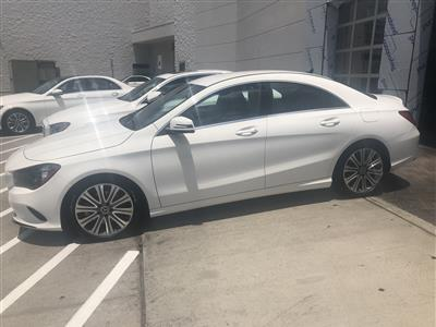 2018 Mercedes-Benz CLA Coupe lease in Houston ,TX - Swapalease.com
