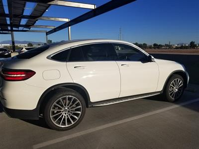 2017 Mercedes-Benz GLC-Class Coupe lease in Tuscon ,AZ - Swapalease.com