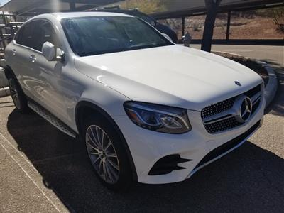 2017 Mercedes-Benz GLC-Class Coupe lease in Tuscon,AZ - Swapalease.com