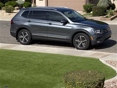 2018 Volkswagen Tiguan lease in Glendale,AZ - Swapalease.com
