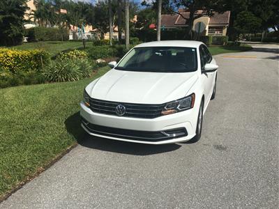 2018 Volkswagen Passat lease in Boynton Beach,FL - Swapalease.com