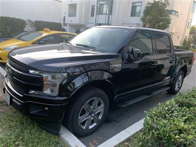 2018 Ford F-150 lease in San Diego,CA - Swapalease.com