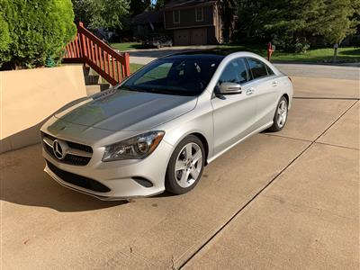 2018 Mercedes-Benz CLA Coupe lease in Kansas City ,KS - Swapalease.com