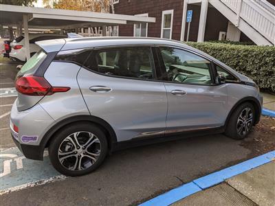 2017 Chevrolet Bolt EV lease in Richmond ,CA - Swapalease.com
