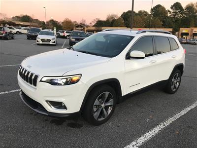 2019 Jeep Cherokee lease in Canton,GA - Swapalease.com