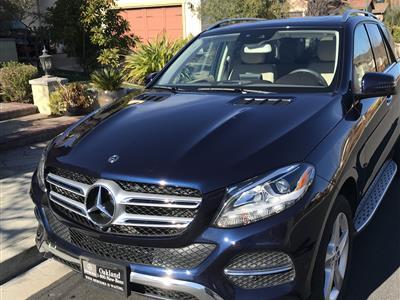 2018 Mercedes-Benz GLE-Class lease in Danville,CA - Swapalease.com