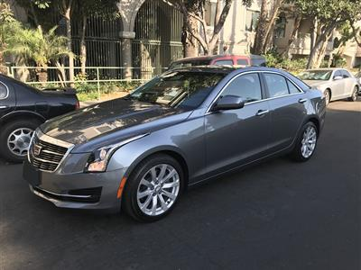 2018 Cadillac ATS lease in LOS ANGELES,CA - Swapalease.com