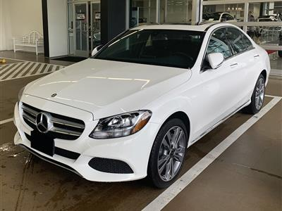 2018 Mercedes-Benz C-Class lease in Beaverton,OR - Swapalease.com