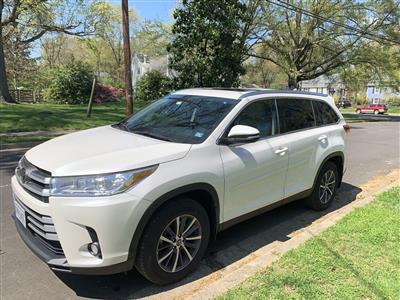 2019 Toyota Highlander lease in Alexandria,VA - Swapalease.com