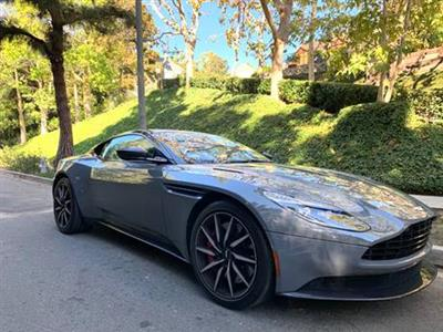 2017 Aston Martin DB11 lease in Los Angeles,CA - Swapalease.com