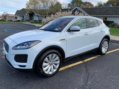 2018 Jaguar E-PACE lease in NEW YORK,NY - Swapalease.com