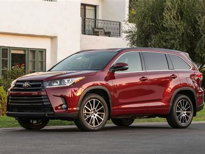 2019 Toyota Highlander lease in Drexel Hill,PA - Swapalease.com