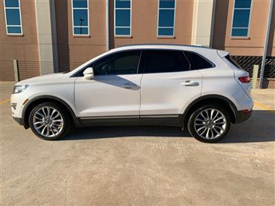 2017 Lincoln MKC lease in Houston,TX - Swapalease.com