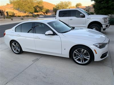 2017 BMW 3 Series lease in Goodyear,AZ - Swapalease.com