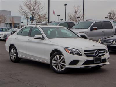 2019 Mercedes-Benz C-Class lease in Colorado Springs,CO - Swapalease.com