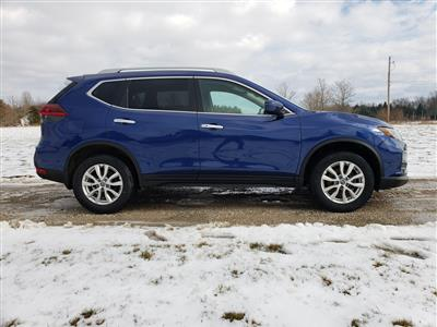 2018 Nissan Rogue lease in Mantua ,OH - Swapalease.com