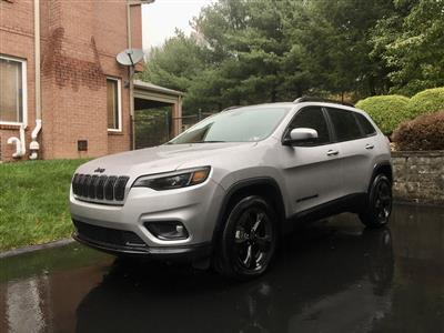 2019 Jeep Cherokee lease in Delmont,PA - Swapalease.com