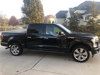 2017 Ford F-150 lease in POWELL,OH - Swapalease.com
