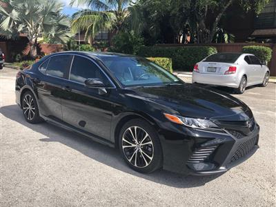 2018 Toyota Camry lease in Miami,FL - Swapalease.com