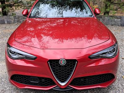 2019 Alfa Romeo Giulia lease in Ridgefield,CT - Swapalease.com
