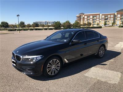 2019 BMW 5 Series lease in Frisco,TX - Swapalease.com