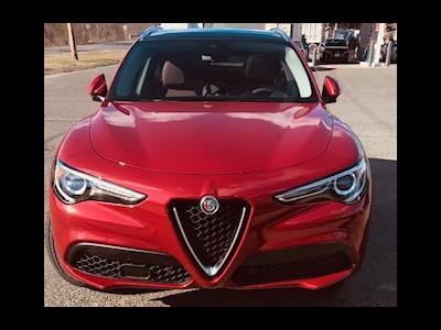 2018 Alfa Romeo Stelvio lease in New York,NY - Swapalease.com