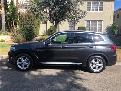 2019 BMW X3 lease in Santa Monica ,CA - Swapalease.com