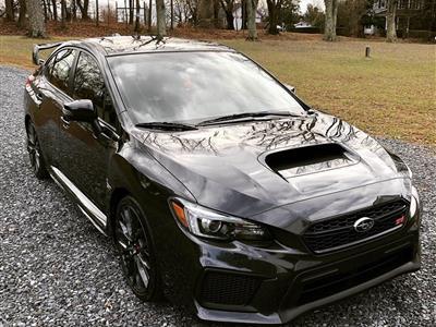 2019 Subaru WRX STI lease in Frenchtown,NJ - Swapalease.com