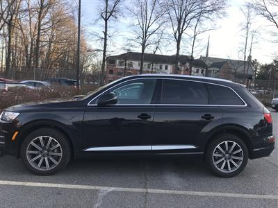 2018 Audi Q7 lease in Newark,NJ - Swapalease.com