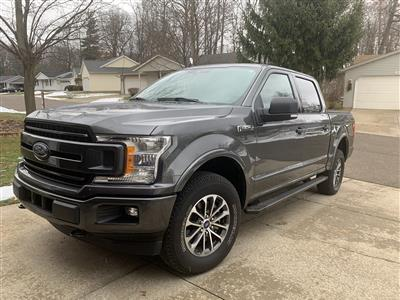 2019 Ford F-150 lease in Comstock Park,MI - Swapalease.com