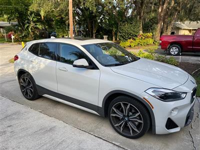 2018 BMW X2 lease in Clearwater,FL - Swapalease.com
