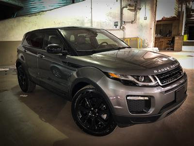 2017 Land Rover Range Rover Evoque lease in Bronx,NY - Swapalease.com