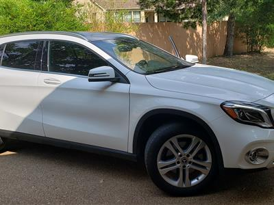 2019 Mercedes-Benz GLA SUV lease in Bastrop,TX - Swapalease.com