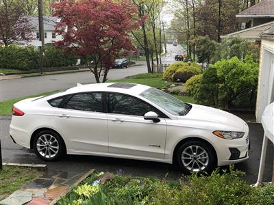 2019 Ford Fusion Hybrid lease in Jersey City,NJ - Swapalease.com