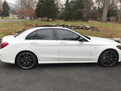 2018 Mercedes-Benz C-Class lease in Stamford,CT - Swapalease.com