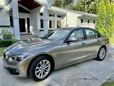 2018 BMW 3 Series lease in Miami,FL - Swapalease.com