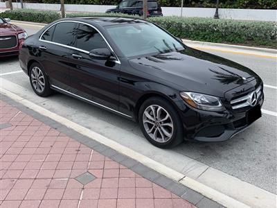 2017 Mercedes-Benz C-Class lease in Fort Lauderdale,FL - Swapalease.com