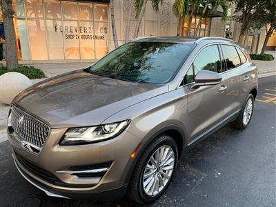 2019 Lincoln MKC lease in Miami Beach,FL - Swapalease.com