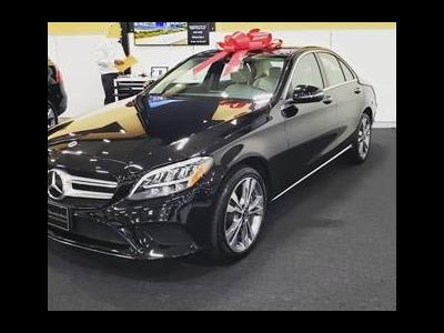 2019 Mercedes-Benz C-Class lease in Woodhaven,NY - Swapalease.com