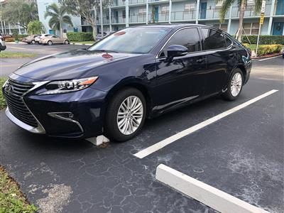 2017 Lexus ES 350 lease in Pembroke Pines,FL - Swapalease.com