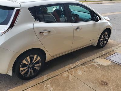 2016 Nissan LEAF lease in Pine Bluff,AR - Swapalease.com