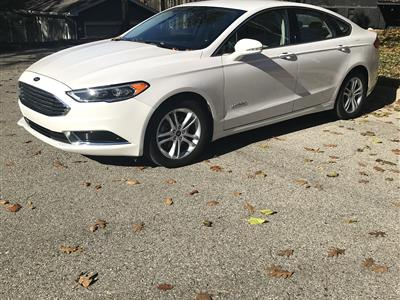 2018 Ford Fusion Hybrid lease in Clarkston,MI - Swapalease.com