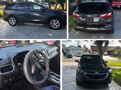 2018 Chevrolet Equinox lease in Pembroke Pines,FL - Swapalease.com