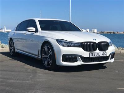 2019 BMW 7 Series lease in San Diego,CA - Swapalease.com