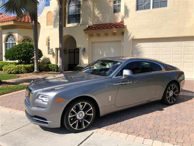 2018 Rolls-Royce Wraith lease in Boca Raton,FL - Swapalease.com