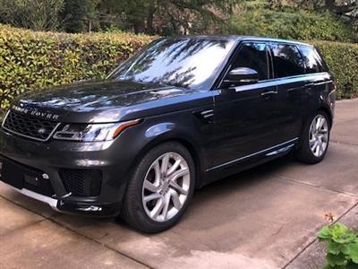 2019 Land Rover Range Rover Sport lease in Alamo,CA - Swapalease.com